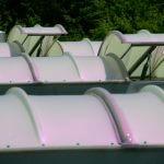 Heatstop skylight
