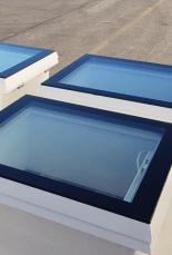 Alux stekleni svetlobniki katalog